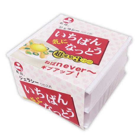 納豆チョコ (いちばんキになっとう)